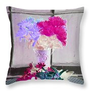 Country Comfort - Photopower 487 Throw Pillow