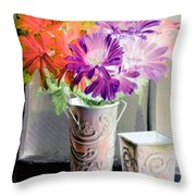 Country Comfort - Photopower 493 Throw Pillow