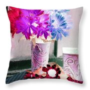 Country Comfort - Photopower 496 Throw Pillow