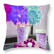 Country Comfort - Photopower 497 Throw Pillow