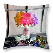 Country Comfort - Photopower 500 Throw Pillow