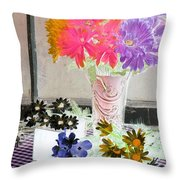Country Comfort - Photopower 504 Throw Pillow