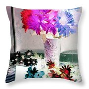 Country Comfort - Photopower 505 Throw Pillow