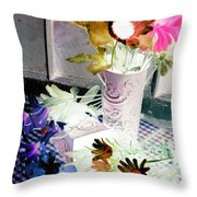 Country Comfort - Photopower 513 Throw Pillow