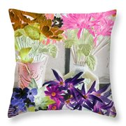 Country Comfort - Photopower 515 Throw Pillow