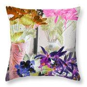 Country Comfort - Photopower 516 Throw Pillow
