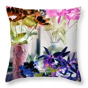 Country Comfort - Photopower 517 Throw Pillow