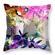 Country Comfort - Photopower 518 Throw Pillow