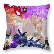Country Comfort - Photopower 519 Throw Pillow