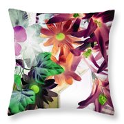 Country Comfort - Photopower 520 Throw Pillow