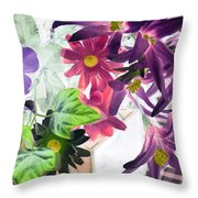 Country Comfort - Photopower 521 Throw Pillow