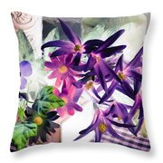 Country Comfort - Photopower 523 Throw Pillow