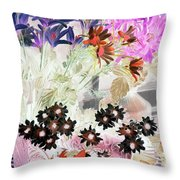 Country Comfort - Photopower 529 Throw Pillow