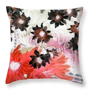 Country Comfort - Photopower 530 Throw Pillow