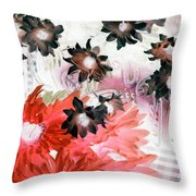 Country Comfort - Photopower 531 Throw Pillow