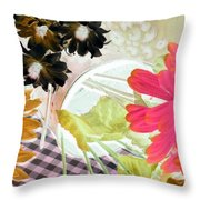 Country Comfort - Photopower 533 Throw Pillow
