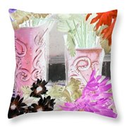Country Comfort - Photopower 535 Throw Pillow