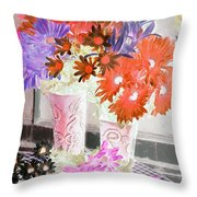 Country Comfort - Photopower 536 Throw Pillow