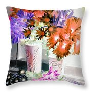 Country Comfort - Photopower 537 Throw Pillow