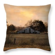 Country Heirloom Throw Pillow