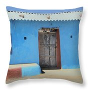 Country House... Throw Pillow