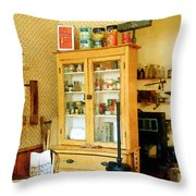 Country Kitchen Sunshine IIi Throw Pillow