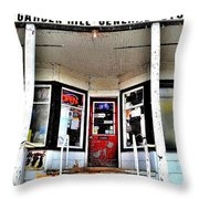 Country Road Store - Canada Throw Pillow