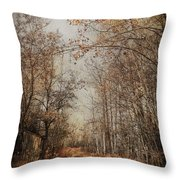 Country Smell Two Throw Pillow