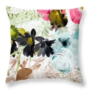 Country Summer - Photopower 1506 Throw Pillow