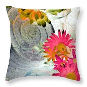 Country Summer - Photopower 1512 Throw Pillow