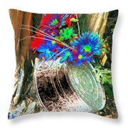 Country Summer - Photopower 1515 Throw Pillow