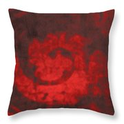 Courage And Clarity Throw Pillow