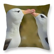 Court And Spark Throw Pillow