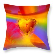 Covenant Glory Throw Pillow