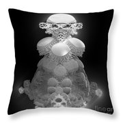 Cover Of Beauty Throw Pillow