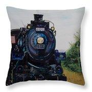 Cp 1201 Throw Pillow