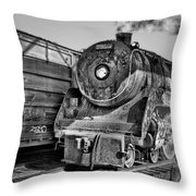 Cpr 2929 Bw Throw Pillow