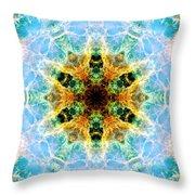 Crab Nebula IIi Throw Pillow