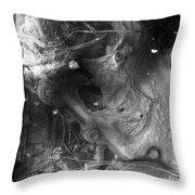 Cradle Of Stress  Throw Pillow