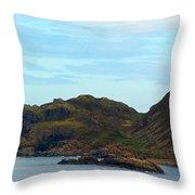 Craggy Coast 1 Throw Pillow