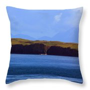 Craggy Coast 2 Throw Pillow