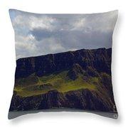 Craggy Coast 9 Throw Pillow