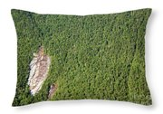 Crawford Notch State Park - White Mountains New Hampshire Throw Pillow
