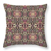 Crazieart Designs By Thia - Helina Throw Pillow