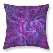 Crazy Cartesians-2 Throw Pillow