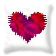 Crazy Love 1 Throw Pillow