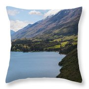 Created Beauty Throw Pillow
