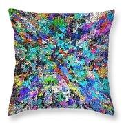 Creative Colors #3 Throw Pillow