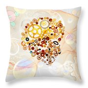 Creative Thinking Throw Pillow