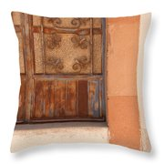 Creatively Covering Throw Pillow
